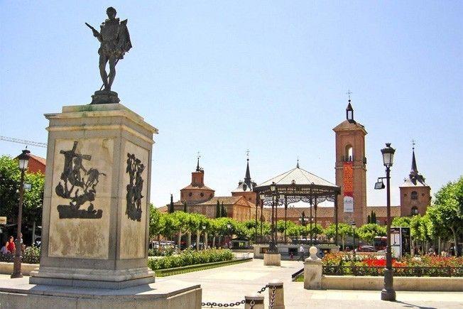 Visitas guiadas en Alcalá de Henares