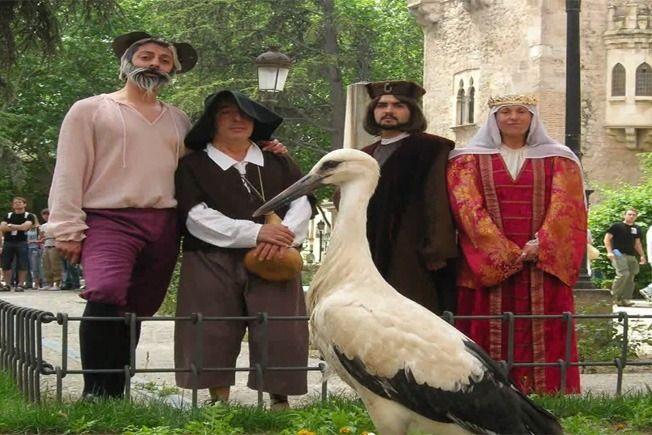 Visitas teatralizadas en Alcalá de Henares