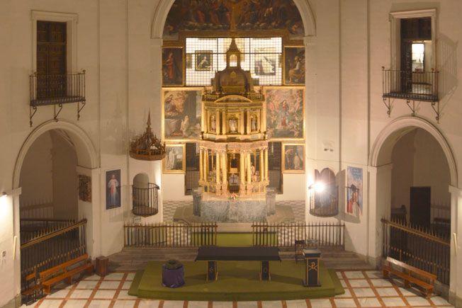 Convento de las Bernardas de Alcalá de Henares