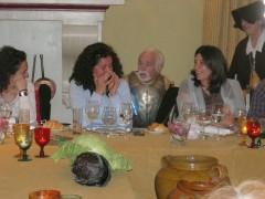Cenas Cervantinas: unas cenas diferentes