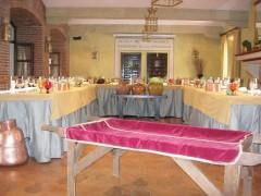 Restaurante de las Cenas Cervantinas en Alcalá de Henares
