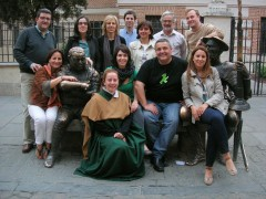 Descubre Alcalá de Henares con tus amigos