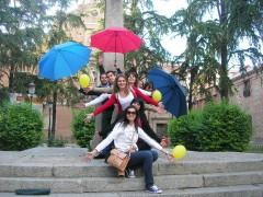 Disfruta de nuestra gymkana en Alcalá