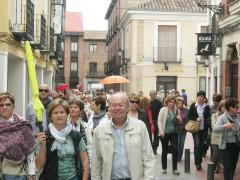 Visitas en grupo por Alcalá de Henares